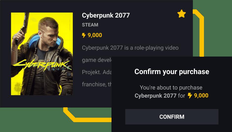 Get steam game key rewards