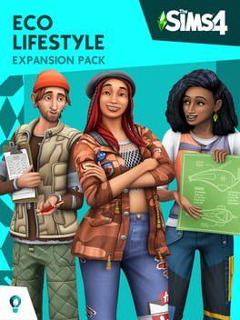 The Sims 4 Eco: Lifestyle