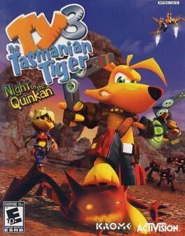 Ty the Tasmanian Tiger 3: Night of the Quinkan