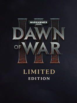 Warhammer 40,000: Dawn of War III - Limited Edition